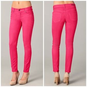 Citizens of Humanity Thompson mid rise skinny crop